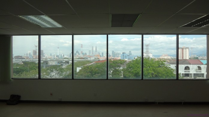 Will this be the KLCC view from Shamelin Star?