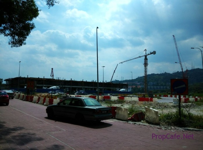 Cheras Center Point beside Maxim Residence @ Cheras Progress - 18th Jan 2015