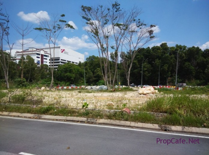Cheras Center Point Future Phase beside Maxim Residence @ Cheras Progress - 18th Jan 2015