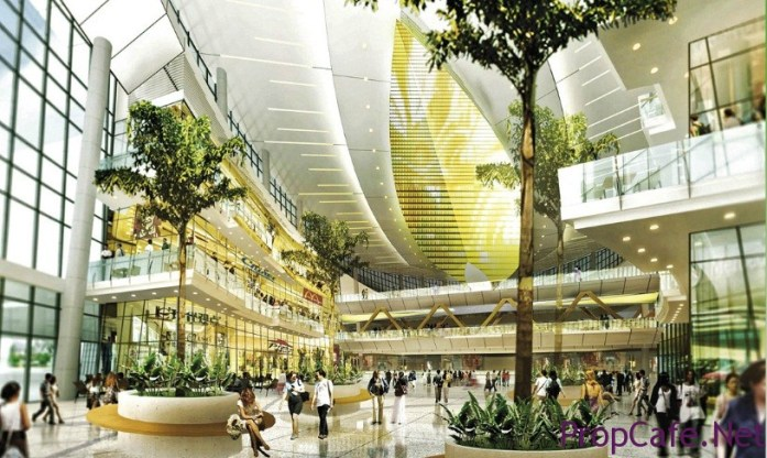 IOI City mall 2