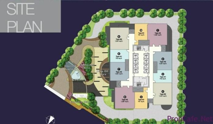 Binjai 8_Site_Plan