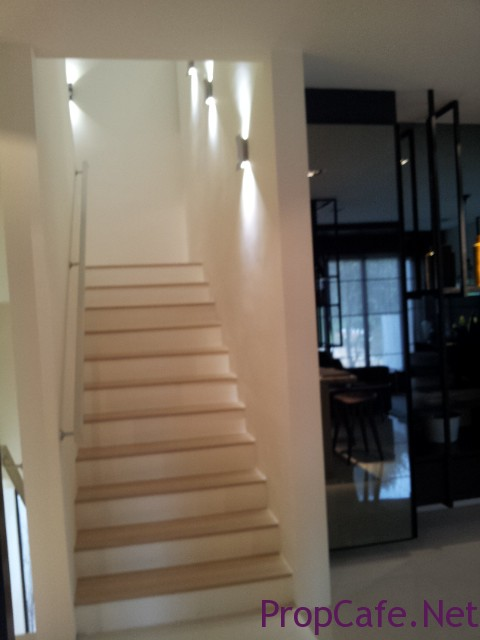 Staircase to 3rd floor
