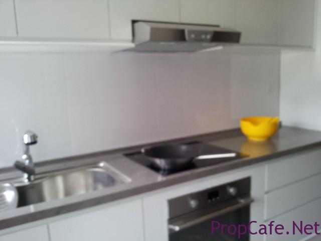 Wet Kitchen Up
