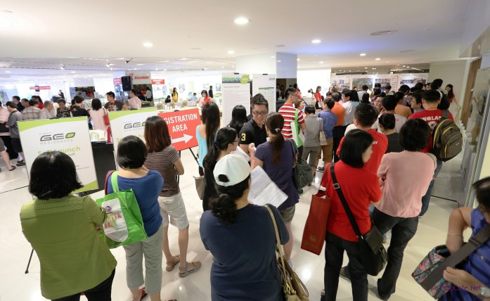 Overwhelming response for Sunway Geo Residences