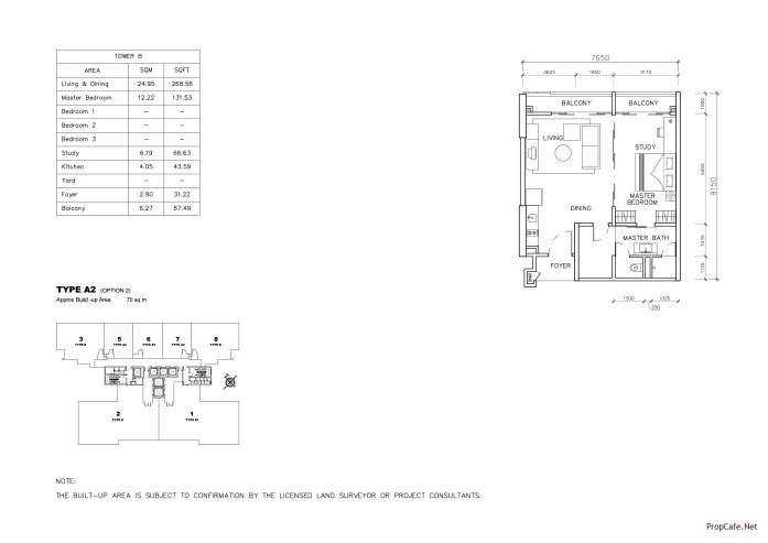 hampshire residence_layout