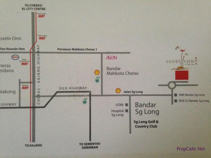 map gv