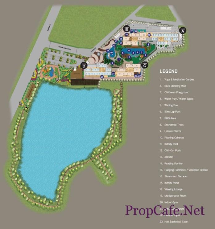 28 Boulevard Site Plan