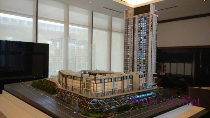 REV.O Bukit Jalil Scaled Model