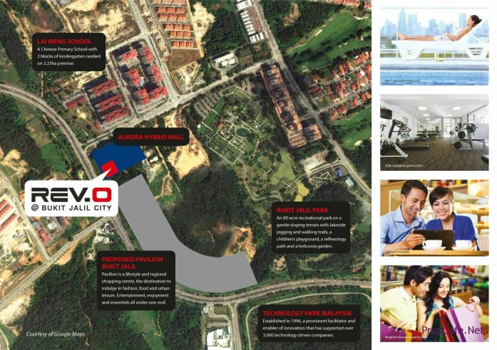 REV.0 Surrounding & Amenities