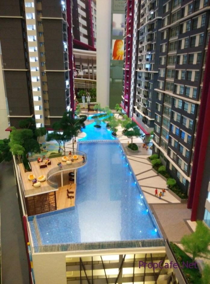 Casa Green Bukit Jalil Pool