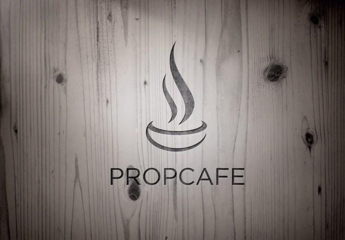 PropCafe Logo