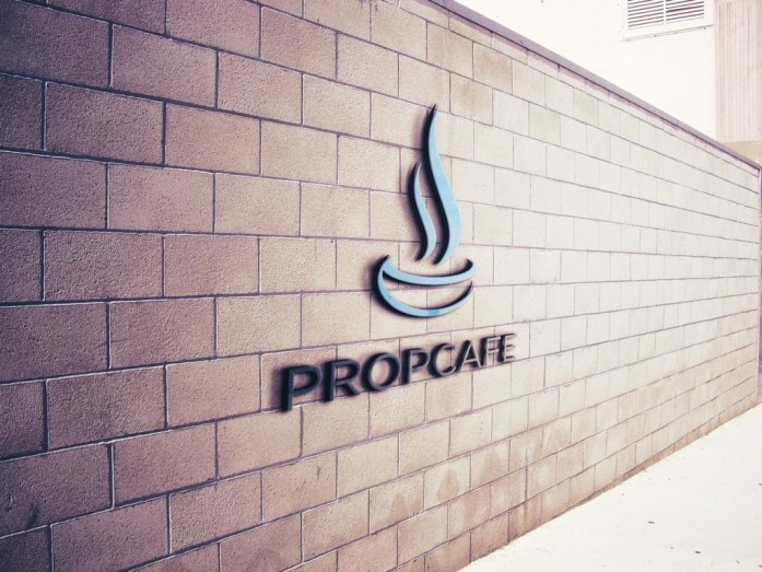 PropCafe Logo 2