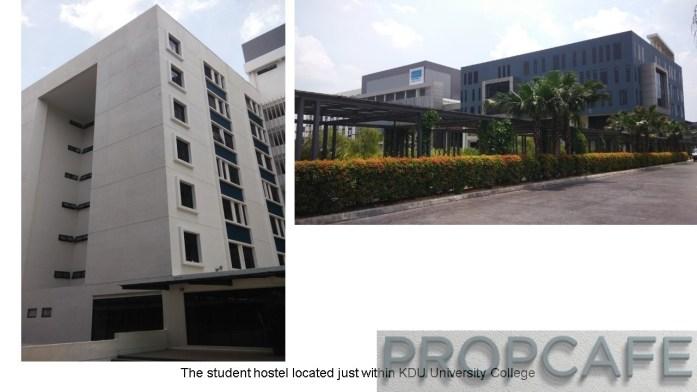20. KDU hostels