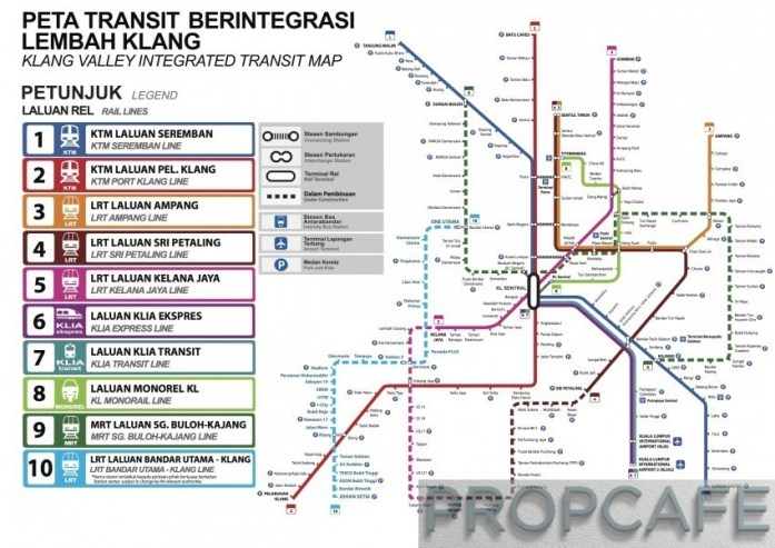 21. LRT Map