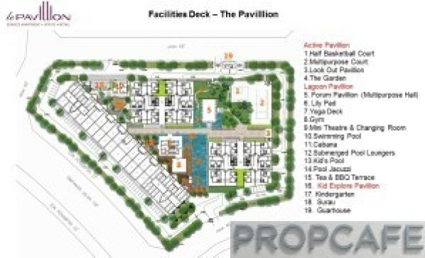 le_pavillion_bandar_puteri_puchong_facilities_plan