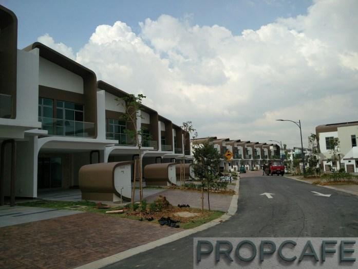 Setia Eco Glades Streetscape