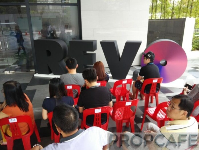 REVO Event 25