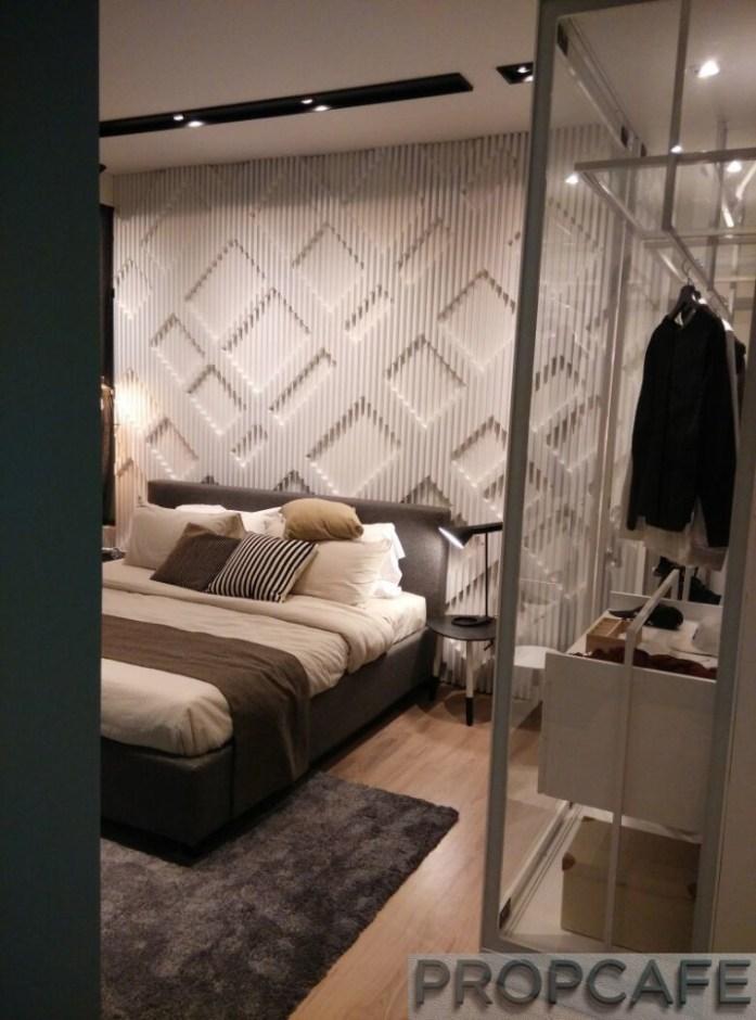 Sunway Gandaria Bangi Master Bedroom