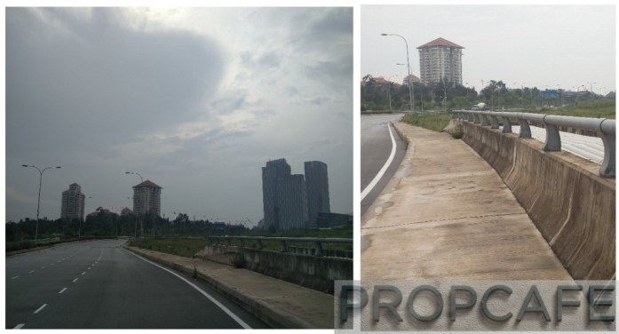 From IOI City Mall to Conezion