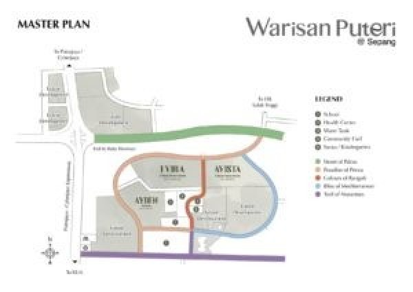 warisan-puteri-masterplan
