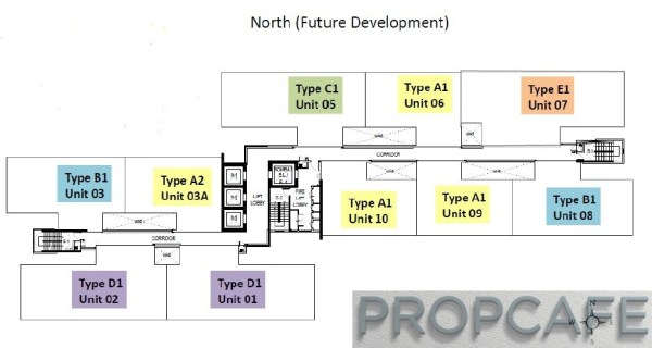 Sunway-Mont Residence-site plan2