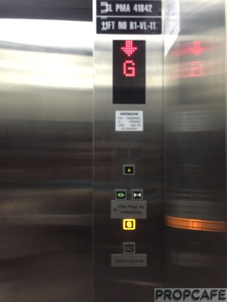 Uptown-residences-lift