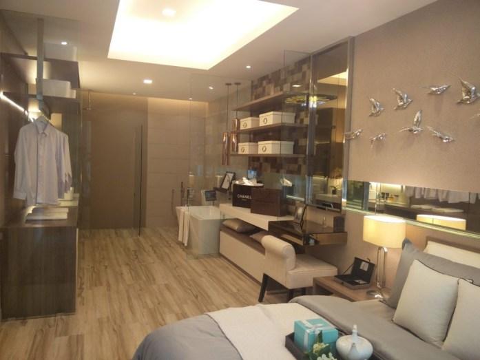 Hampton Damansara Show Unit Room