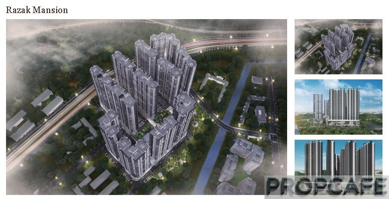 PROPCAFE™ Review: Razak City Residences by Akisama