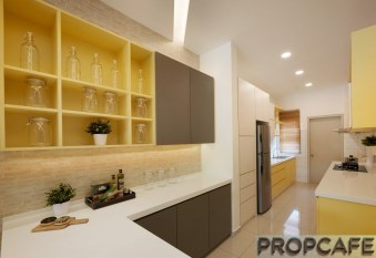 Bandar Rimbayu Penduline Type C Kitchen