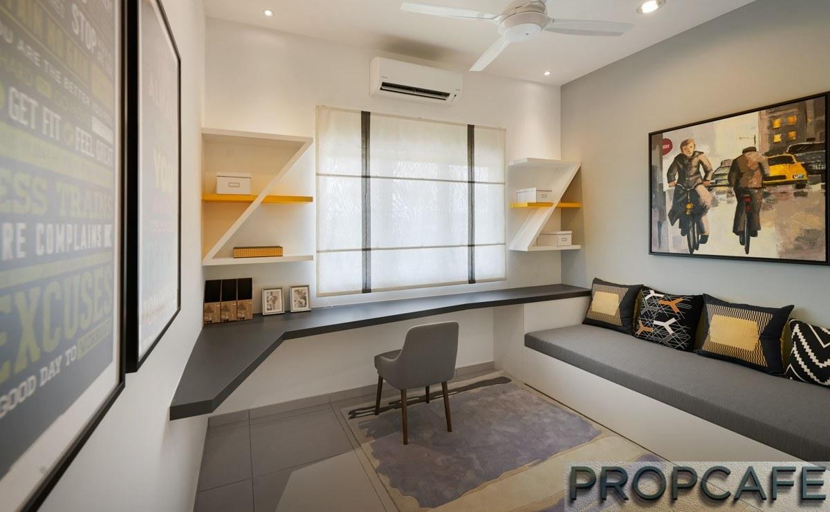 Bandar Rimbayu Penduline Type C Study Corner