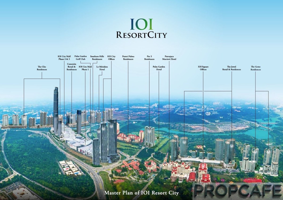 PROPCAFE Review: IOI Resort City Part 2