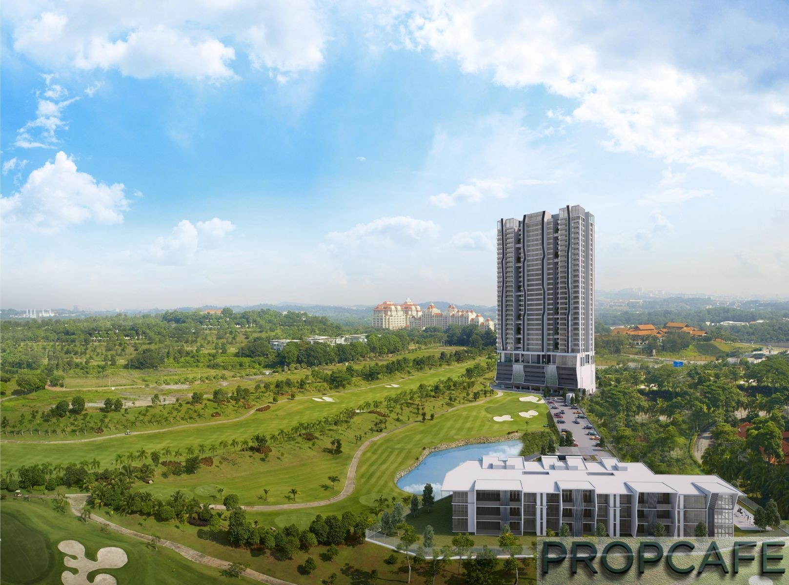 Par 3 @ IOI Resort City By IOI Properties
