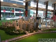 Bandar malaysia Scale model