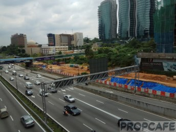 View From LRT