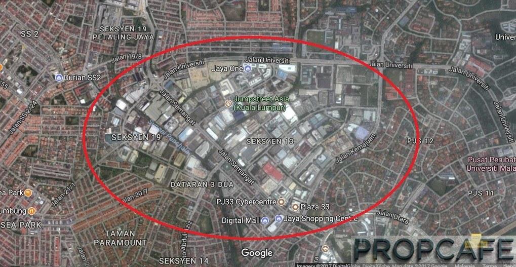 Petaling Jaya Section 13