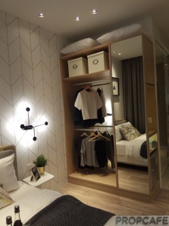 SouthLink TypeE showunit Master Bedroom 2