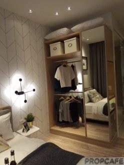 SouthLink TypeE showunit Master Bedroom 2