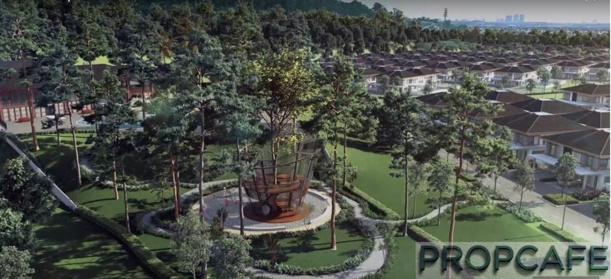 PROPCAFE™ Guest Review: Rimba Villa @ Bandar Setia Alam By SP Setia