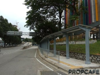 Cover Walkway to DBKL Taman Segar Multi Storey Car Park