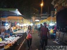 Taman Segar Night Market
