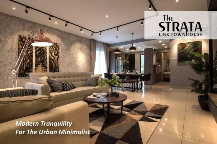 The Strata Link Townshouse by IOI Properties