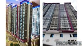 Casa Green Bukit Jalil Facade Block B