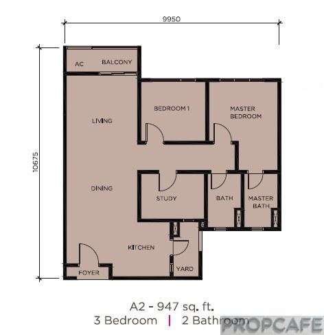 Propcafe Review The Amber Residence Twentyfive 7 Kota Kemuning By Gamuda Land Propcafe