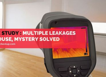CAse study - Multiple leakages in house, mystery solved