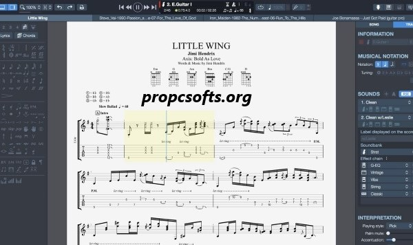 Guitar Pro Torrent Download