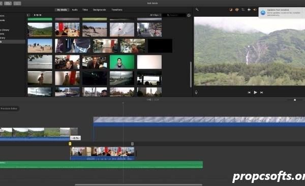 iMovie Serial Key 2021