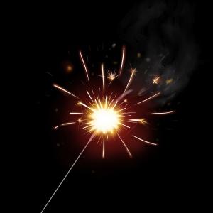 Sparkler, smoke, guy fawkes, fireworks