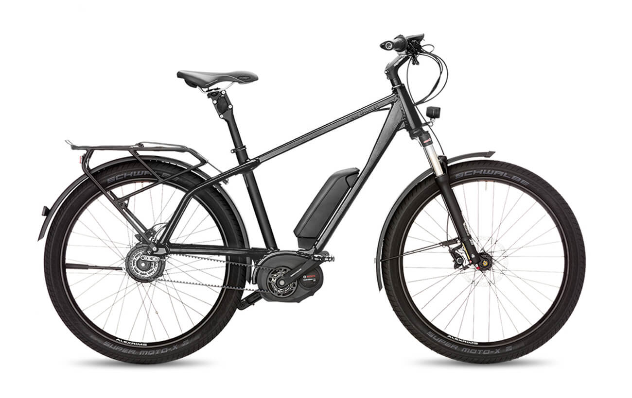Riese Amp Muller Charger Gt Nuvinci