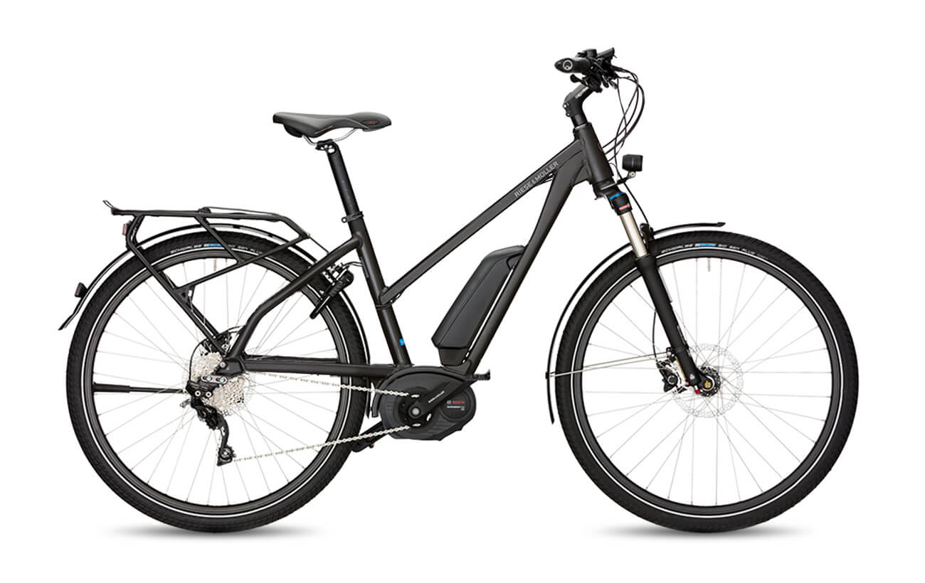 Riese Amp Muller Charger Mixte Touring