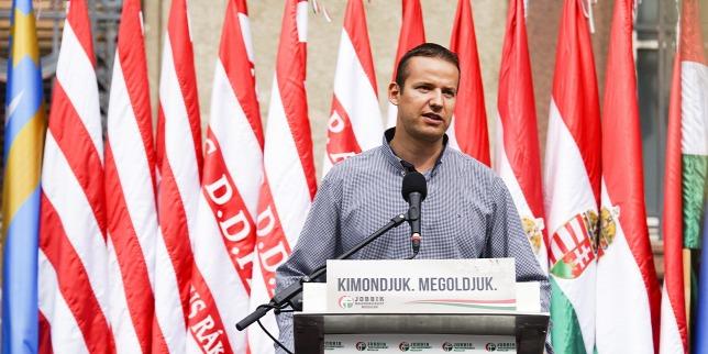 Toroczkai László. Fotó: MTI/Balogh Zoltán